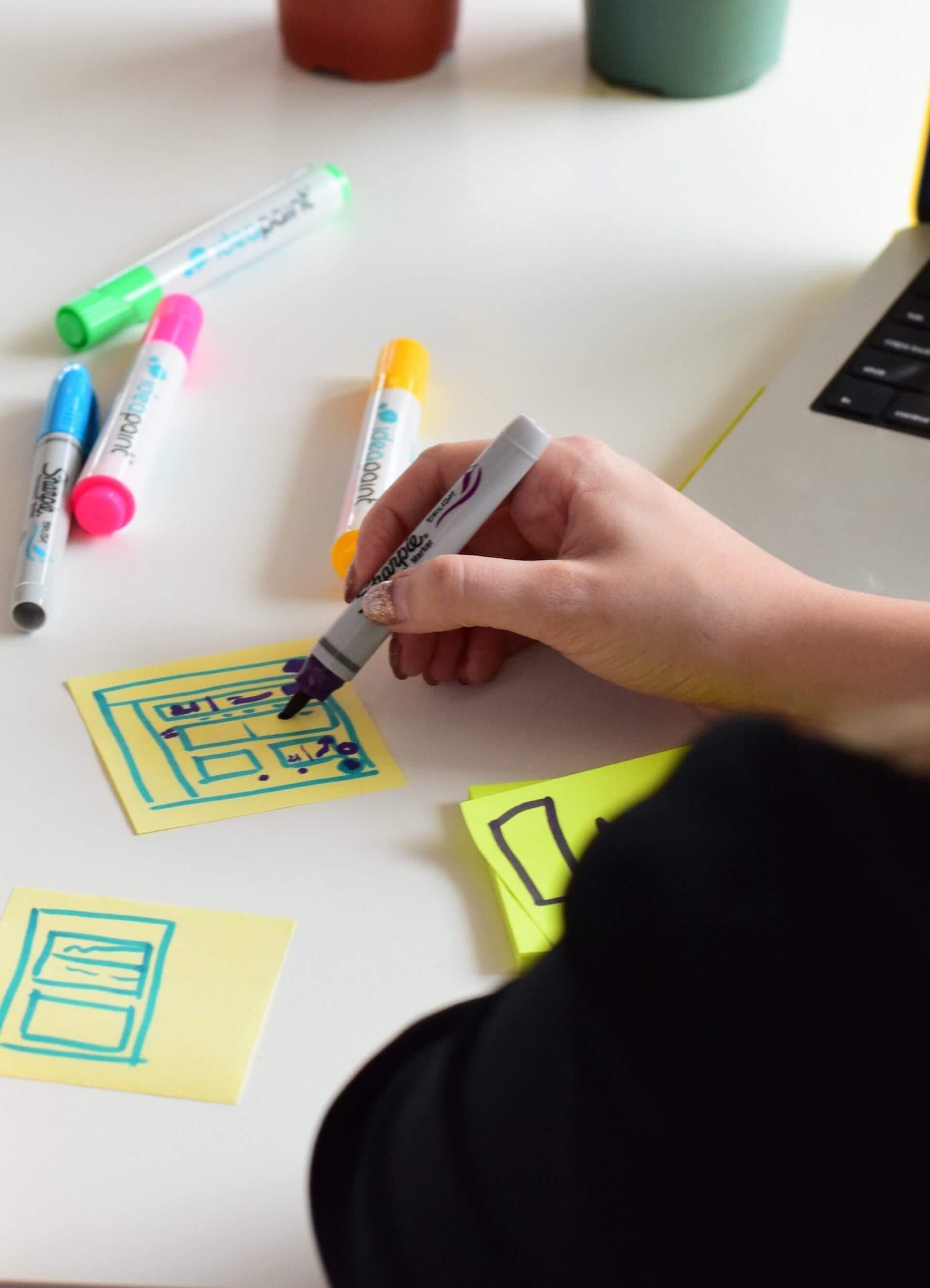 Design web UX UI • Agence ISOMORPH